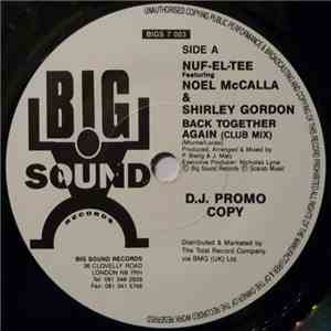 Nuf-El-Tee Featuring Noel McCalla & Shirley Gordon - Back Together Again mp3 download