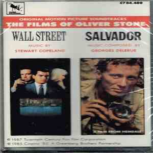 Stewart Copeland, Georges Delerue - Wall Street / Salvador Original Motion Picture Soundtracks mp3 download