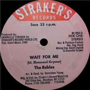 The Rebles - Wait For Me mp3 download