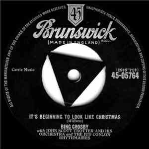 Bing Crosby - It's Beginning To Look Like Christmas mp3 download