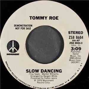 Tommy Roe - Slow Dancing mp3 download