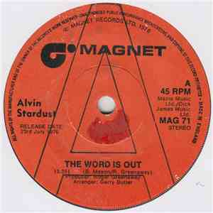 Alvin Stardust - The Word Is Out mp3 download