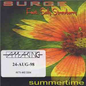 Surge Featuring Sally Strawberry - Summertime mp3 download