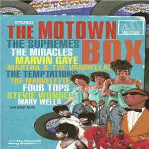 Various - The Motown Box mp3 download