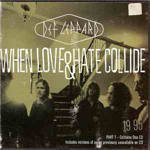 Def Leppard - When Love & Hate Collide mp3 download