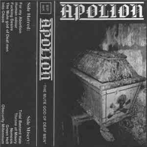 Apolion - The Mute God Of Deaf Men mp3 download