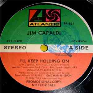 Jim Capaldi - I'll Keep Holding On mp3 download