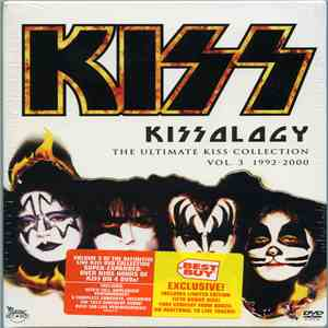 Kiss - Kissology: The Ultimate Kiss Collection Vol. 3 1992-2000 mp3 download