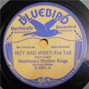 Washboard Rhythm Kings / The New Yorkers  - Ikey And Mikey / Hell's Bells mp3 download