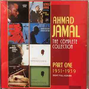 Ahmad Jamal - The Complete Collection Part One 1951-1959 mp3 download