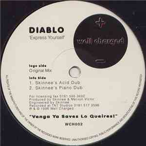 Diablo  - Express Yourself mp3 download