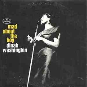 Dinah Washington - Mad About The Boy mp3 download