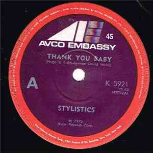 The Stylistics - Thank You Baby mp3 download