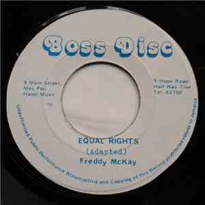 Freddy McKay / G.G. All Stars - Equal Rights/ Part Two Dub mp3 download