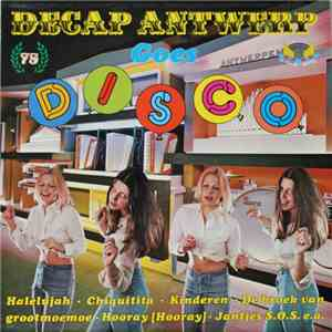Decap Organ Antwerp - Goes DISCO mp3 download
