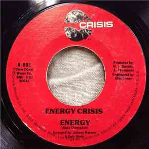 Energy  - Energy Crisis mp3 download