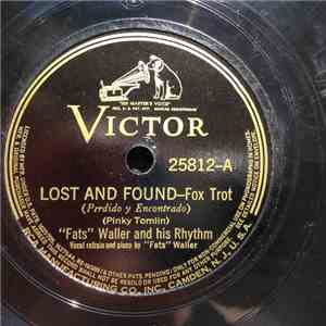 """Fats"" Waller and his Rhythm - Lost And Found / You Went To My Head mp3 download"