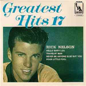 Rick Nelson - Greatest Hits 17 mp3 download