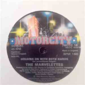 The Marvelettes - Holding On With Both Hands mp3 download