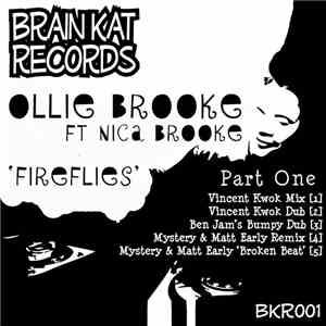 Ollie Brooke featuring Nica Brooke - Fireflies mp3 download