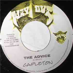 Capleton / Jah Thunder - The Advice / Find The Leader mp3 download