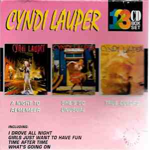 Cyndi Lauper - A Night To Remember / She's So Unusual / True Colors mp3 download