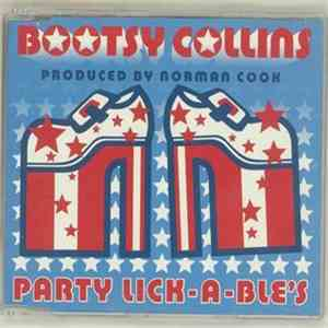 Bootsy Collins - Party Lick-A-Ble's mp3 download