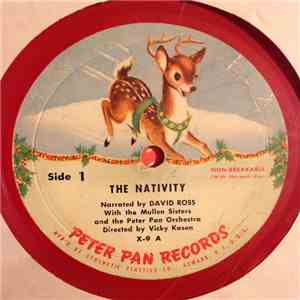 David Ross  With The Mullen Sisters And The Peter Pan Orchestra - The Nativity mp3 download