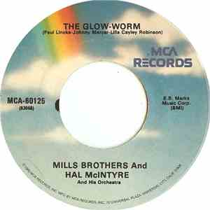The Mills Brothers - The Glow-Worm / Lazy River mp3 download